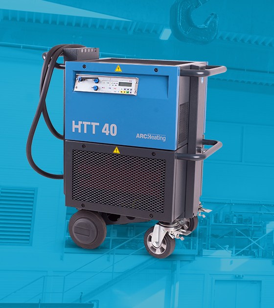 Portable Unit for Heat Treatment